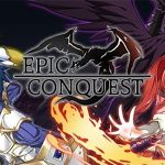 picture is about epic conquest characters.