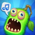 image contains my singing mod apk character