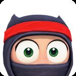 clumsy ninja mod apk main character