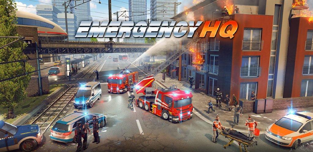 Emergency HQ mod apk (Unlimited Money, speed hack) Download